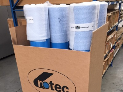 Set of Rotec sleeves A20003 4