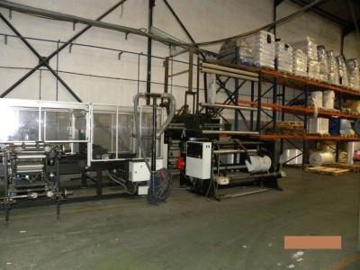 Lemo Intermat loophandle bagmaking machine B17004 1