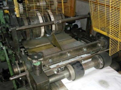 Gatermann & Hollmann Olimpia paper SOS bagmaking machine B17016 1