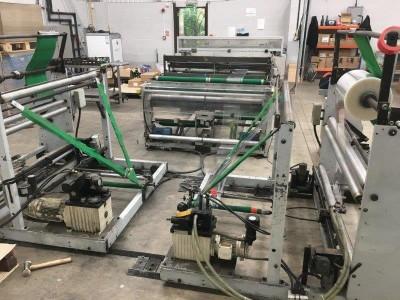 FMC side seal bagmaking machine B17018 1