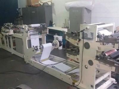 Profama Carrousel paper SOS bagmaking machine B17022 1