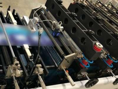 Kunrun pouch bagmaking machine B19031 1