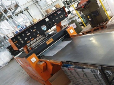 Arvor bottomseal bagmaking machine B20003 1