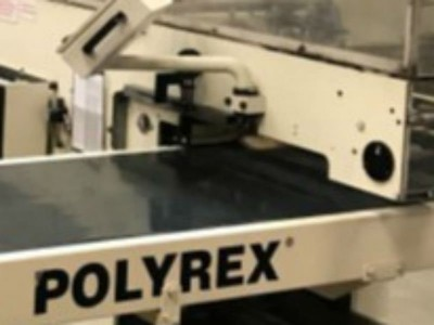 W&H Polyrex loophandle bagmaking machine B20004 1