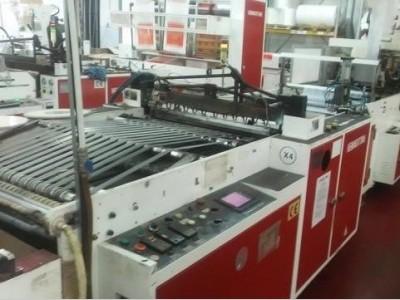 Hemmingstone 800GPC patch handle bagmaking machine B20017 1