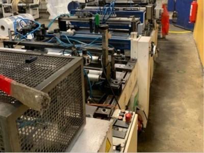 Stiegler wicket bagmaking machine B21012 1