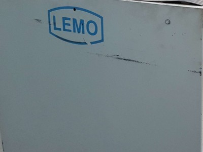 Lemo wicket bagmaking machine for knotted drawstrings B21014 1