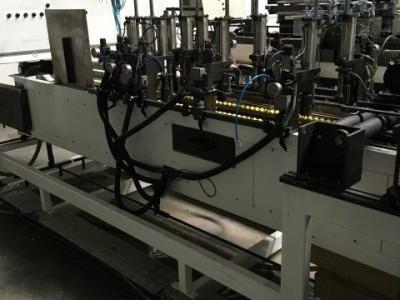 Schmidt conical bag/flower sleeve machine B21018 1