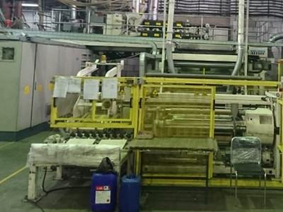 Colines Handrollex cast extrusion line E21001 1