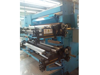 CMR Rotowax Parrafin and wax coater F16039 1
