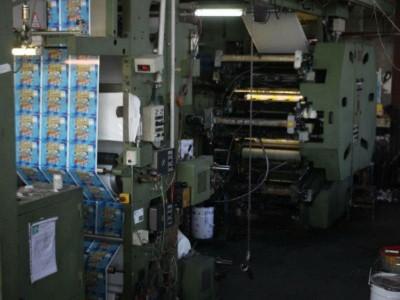 MAF Antares flexo printing press F16041 1