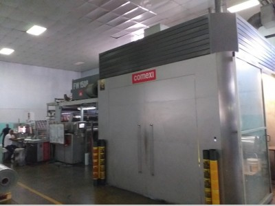 Comexi FW gearless flexo press F19015 1