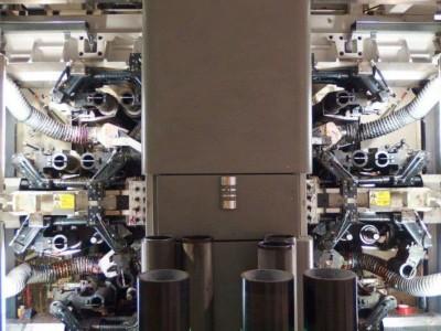 Soma Midi flexo gearless printing press F19023 1