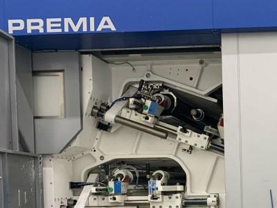 Soma Premia gearless printing press F19038 1