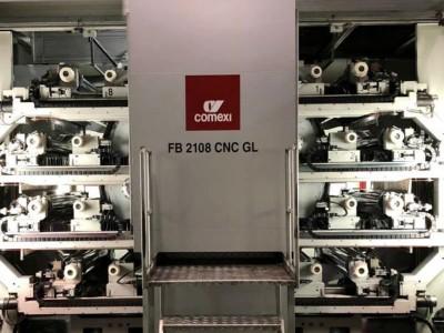 Comexi FB flexo printing press F19040 1