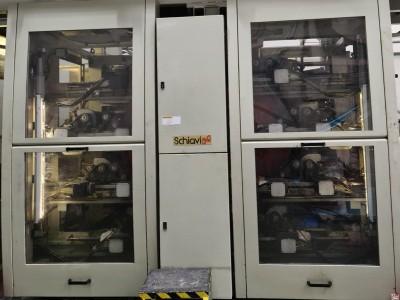 Schiavi EF 4020 flexo gearless printing press F21014 1
