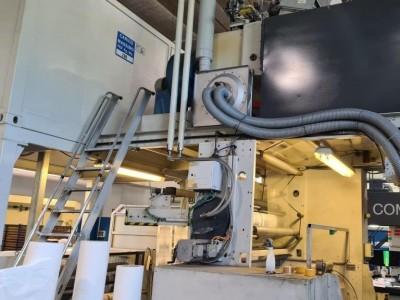 Flexotecnica FX8 flexo gearless printing press F21028 1