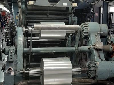 Cerutti R28 rotogravure printing press G21002 1