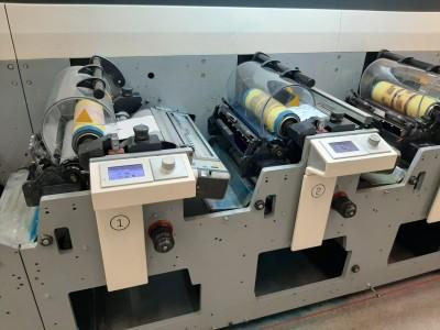 MPS flexo label printing press N21001 1
