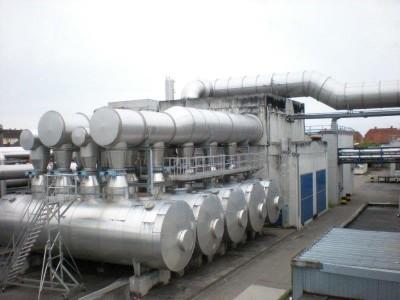 DEC Impianti solvent recovery unit O16011 1