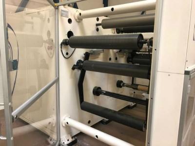 Laem VIS100-800 doctoring machine O19007 1