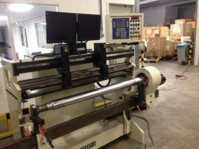 Bieffebi Unica plate mounting machine P18003 1
