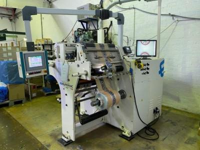 Euromac CB600 doctoring machine S20014 1