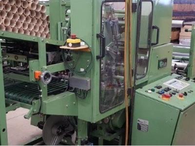 Möller RW800 roll winding machine S21001 1